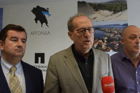 ArgolidaPortal.gr Ναύπλιο  Συνάντηση Νίκα - Χειβιδόπουλου, δηλώσεις