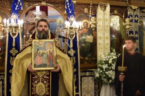 ArgolidaPortal.gr Αργολίδα- Τα Φίχτια γιορτάζουν την Ευαγγελίστρια