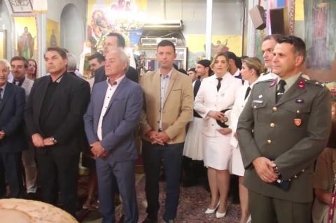 ArgolidaPortal.gr Εορτασμός της Αγίας Κυριακής στο Κουτσοπόδι