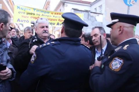 ArgolidaPortal.gr Τρίπολη-Συλλαλητήριο ενάντια στο Αναπτυξιακό Συνέδριο