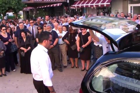 ArgolidaPortal.gr Άργος- Κηδεία του πρώην δημάρχου Δημήτρη Παπανικολάου.