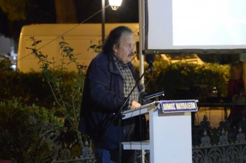 ArgolidaPortal.gr Ναύπλιο - Τόλης Κοΐνης  για το πάρκο Κολοκοτρώνη