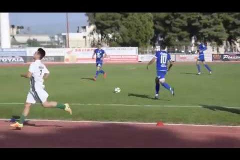 ArgolidaPortal.gr ΠΑΝΑΡΓΕΙΑΚΟΣ - ΠΑΝΘΗΡΑΪΚΟΣ 0-0