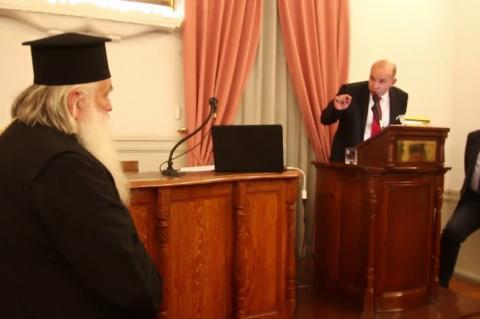 ArgolidaPortal.gr Άργος - Ομιλία του Αναστάσιου Γεώργα στο Δαναό