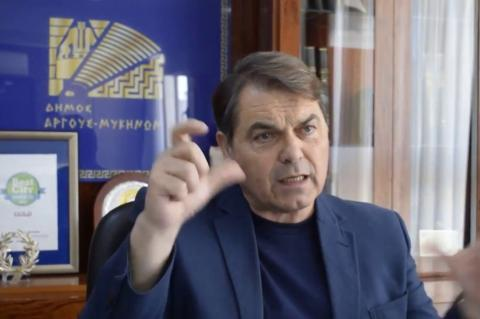 ArgolidaPortal.gr Ο Δήμαρχος Άργους Μυκηνών Δημήτρης Καμπόσος για το ταξίδι στη Κίνα