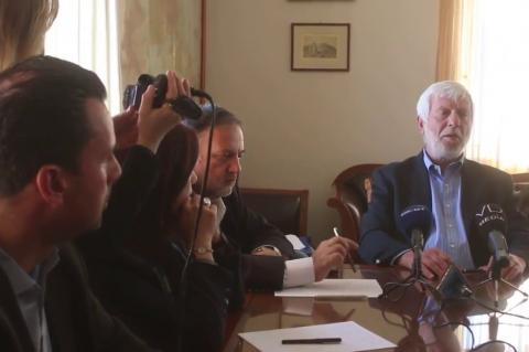 ArgolidaPortal.gr Περιφερειάρχης Π.Τατούλης υπογραφή Κέντρου Κοινότητας στο Ναύπλιο