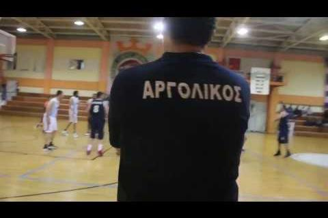 ArgolidaPortal.gr Μπάσκετ Α2 ΕΣΚΑΚ: Δόξα-Αργολικός 58-68