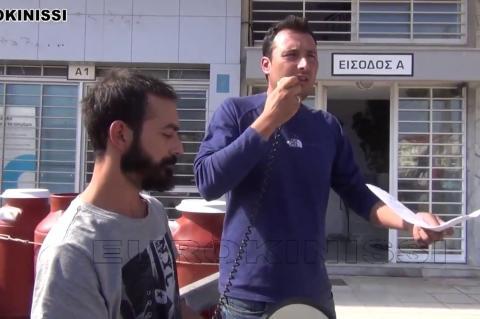 ArgolidaPortal.gr Ναύπλιο-Διαμαρτυρία Αγροτοκτηνοτρόφοι Αργολίδα