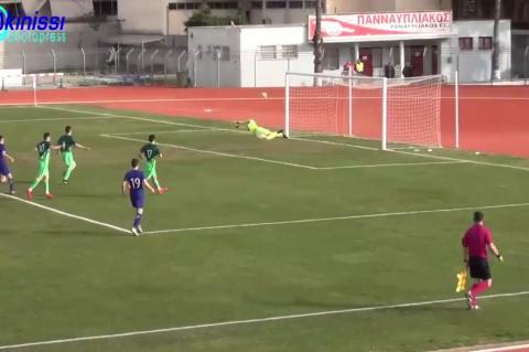 ArgolidaPortal.gr Δήλωση του πρόεδρου της ΕΠΣΑ Β. Σιδέρη-Φιλικός Παίδων Ελλάδα-Σλοβενία 0-0