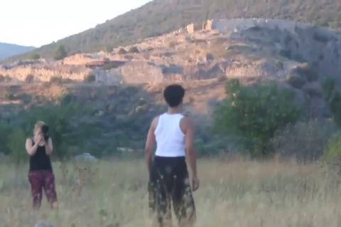 "ArgolidaPortal.gr""Πολύτοπον Ιάννης Ξενάκης"" σε Μυκήνες και Άργος"
