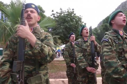 ArgolidaPortal.gr  Ναύπλιο- Eορτασμός της Εθνικής Αντίστασης