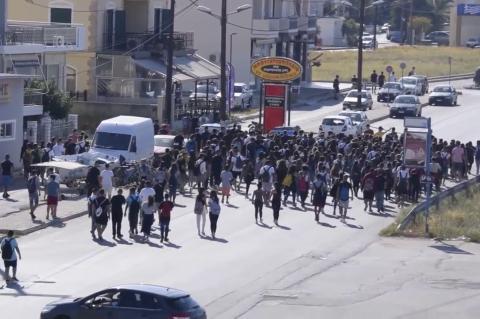 ArgolidaPortal.gr Ναύπλιο-Διαμαρτυρία μαθητών για το θέμα της μεταφοράς