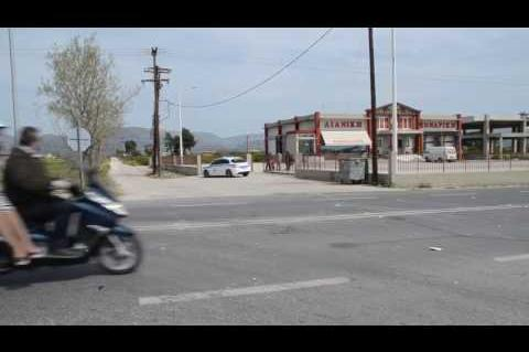 ArgolidaPortal.gr Τροχαίο ατύχημα με μηχανές  έξω από το Άργος (φωτο&βίντεο)