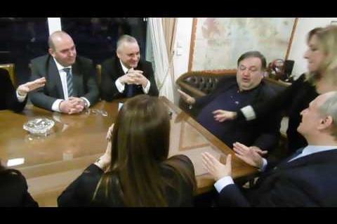 ArgolidaPortal.gr Ναύπλιο-Με τον Χειβιδόπουλο συναντήθηκε ο ευρωβουλευτής Μ. Κεφαλογιάννης