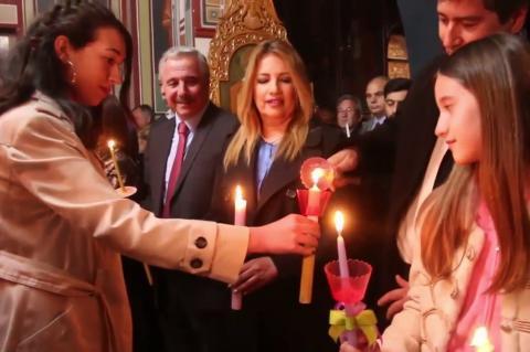 ArgolidaPortal.gr Ναύπλιο - Ανάσταση στα Πυργιώτικα έκανε η Φώφη Γεννηματά