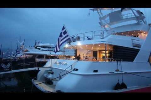ArgolidaPortal.gr Η Κουντουρά εγκαινίασε το 4ο Mediterranean Yacht Show στο Ναύπλιο