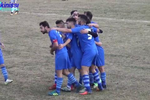 ArgolidaPortal.gr Κύπελλο Αργολίδας Αργοναύτης-Ερμής Κιβεριου 2-1