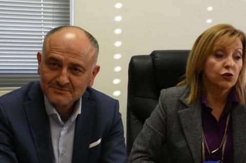 ArgolidaPortal.gr Ανέλαβαν Σαρίδη και Βασιλόπουλος τις διοικήσεις των νοσοκομείων Άργους - Ναυπλίου