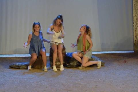 ArgolidaPortal.gr Άργος - Το μιούζικαλ «ΜΑΜΜΑ ΜΙΑ» παρουσιάστηκε στο Φεστιβάλ Άργους Μυκηνών 2018