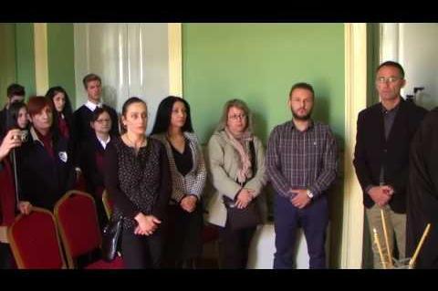 ArgolidaPortal.gr ΑΡΓΟΣ-Αγιασμός στη σχολή Τουριστικών Επαγγελμάτων Πελοποννήσου