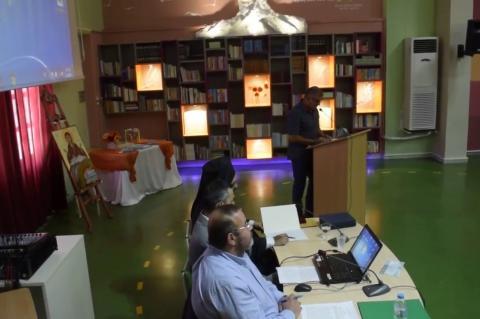 ArgolidaPortal.gr Άργος- Εγκαίνια Κεντρικής Βιβλιοθήκης στο 3ο Δημοτικό Σχολείο Άργους