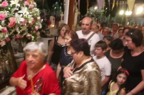 ArgolidaPortal.gr Γιορτή της Παναγιάς στο Άργος -Δεκαπενταύγουστος