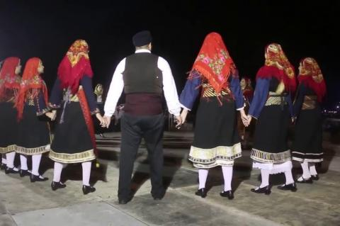 ArgolidaPortal.gr Κιβέρι- Φεστιβάλ «Δρόμοι Πολιτισμού Αργολίδας»  παραδοσιακοί χοροί