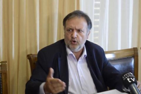 ArgolidaPortal.gr Χειβιδόπουλος: Καταθέτω μήνυση στον δήμαρχο Άργους Μυκηνών Δ. Καμπόσο