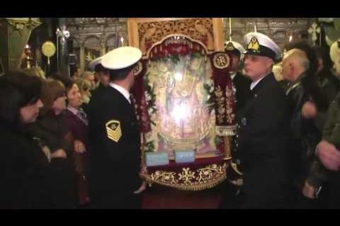 ArgolidaPortal.gr Εορτασμός του Αγίου Νικολάου στο Ναύπλιο