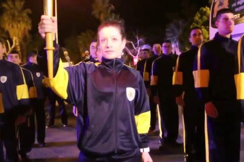 ArgolidaPortal.gr Η Στρατιωτική Σχολή Ευελπίδων στον 5ο Μαραθώνιο Ναυπλίου