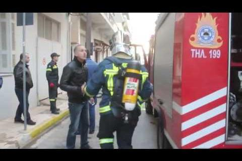 ArgolidaPortal.gr ΑΡΓΟΣ-Πυρκαγιά απο τσιγάρο σε μονοκατοικία