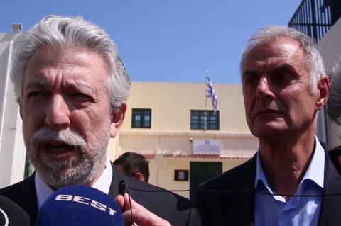 ArgolidaPortal.gr Ο Υπουργός Δικαιοσύνης Σταύρος Κοντονής στην Αργολίδα