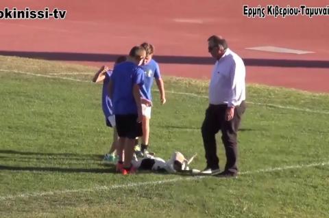 ArgolidaPortal.gr  Ερμής Κιβερίου-Ταμυναϊκός  4-1 // Γ Εθνική