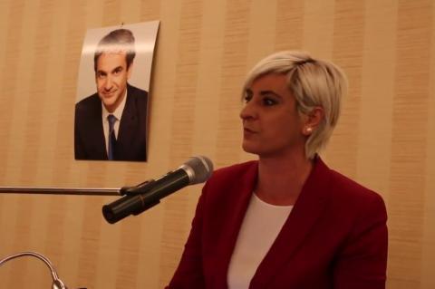 ArgolidaPortal.gr Ναύπλιο- Ομιλία Τάνταρου-Κρίγγου στη κοπή πίτας της ΔΗΜΤΟ της ΝΔ