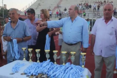 ArgolidaPortal.gr Ναύπλιο-Η τελική φάση του πρωταθλήματος Παμπαίδων της ΕΠΣ Αργολίδας