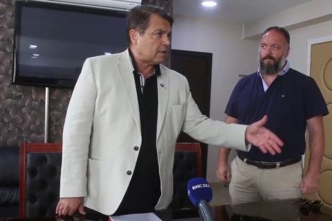 ArgolidaPortal.gr Άργος Καμπόσος υπογραφή του έργου Διαχείρισης Απορριμμάτων