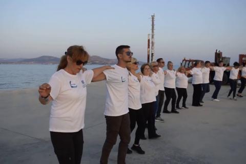 ArgolidaPortal.gr Νέα Κίος - Γιορτή της Θάλασσας και χασαποσέρβικο για το βιβλίο Γκίνες