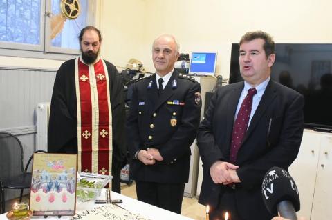 ArgolidaPortal.gr Ναύπλιο - Κοπή πίτας της Πυροσβεστικής Υπηρεσίας Ναυπλίου