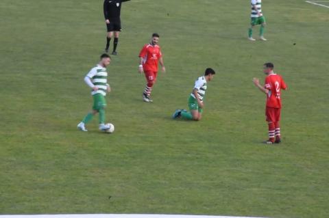 ArgolidaPortal.gr Γ Εθνική  Παναργειακός - Πανηλειακός 0-1