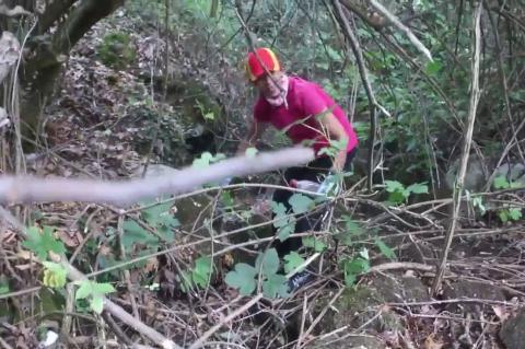 ArgolidaPortal.gr Κεφαλόβρυσο Αργολίδας:Καθαρισμός και διάνοιξη μονοπατιού του Ινάχου ποταμού