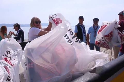 ArgolidaPortal.gr Περιβαλλοντική δράση Let's do it Greece στους Μύλους από τον Δήμο Άργους Μυκηνών
