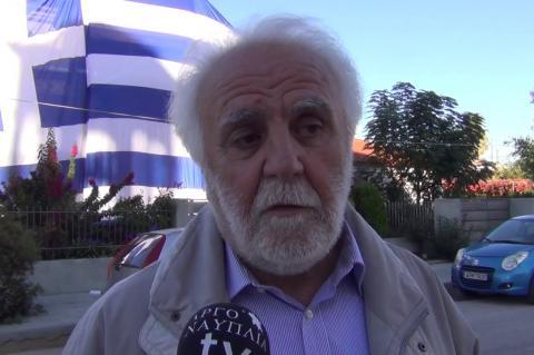 ArgolidaPortal.gr Νέα Κίο - Αθανασόπουλος 28η Οκτωβρίου με σημαία 140 τετραγωνικών