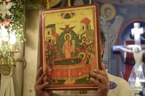 ArgolidaPortal.gr Εορτασμός της Παναγίας στο Άργος - Δεκαπενταυγουστος(βίντεο&φωτο)