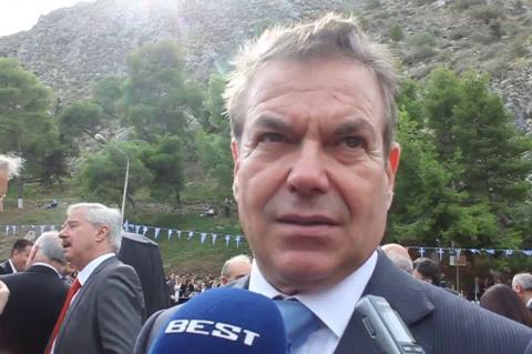 ArgolidaPortal.gr Ναύπλιο ο υφυπουργός εργασίας Α. Πετρόπουλος επέτειος της 28ης Οκτωβρίου