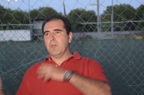 ArgolidaPortal.gr Γιώργος Κολιατσόπουλος 2ο  σεμινάριο για προπονητές ποδοσφαίρου στην Αργολίδα