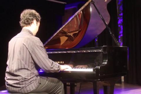 ArgolidaPortal.gr Άργος-Αφιέρωμα στη Μαρία Κάλλας από τον πιανίστα Παναγιώτη Τροχόπουλο