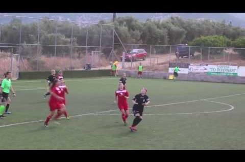 ArgolidaPortal.gr Ποδόσφαιρο Κύπελλο γυναικών Φείδων-Πανηλειακός 2-0 πρόκριση στους 4