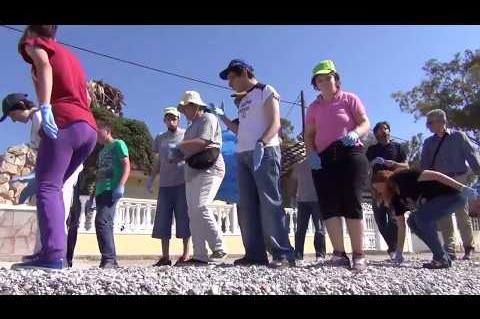 ArgolidaPortal.gr Ημέρα Περιβάλλοντος:Το ΕΕΕΕΚ Αργολίδας καθάρισε την παραλία της Ν.Κίου