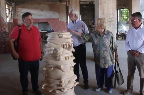ArgolidaPortal.gr Ναύπλιο-Τατούλης εργοστάσιο ΡΕΑ-Φεστιβάλ «Διεθνής Τόπος» Πελοπόννησος